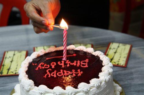 Article : Joyeux anniversaire ?