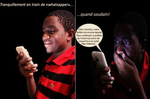 Article : Pourquoi l'internet coûte si cher en Afrique ? Ce que je constate au Niger