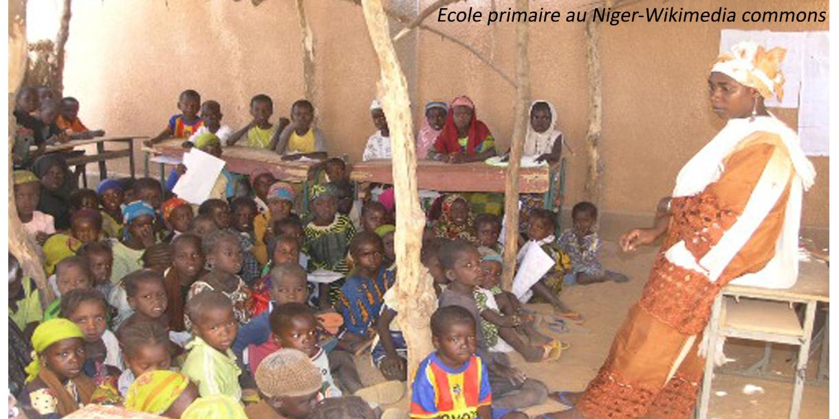 Ecole au Niger