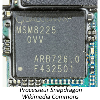 Processeur snapdragon