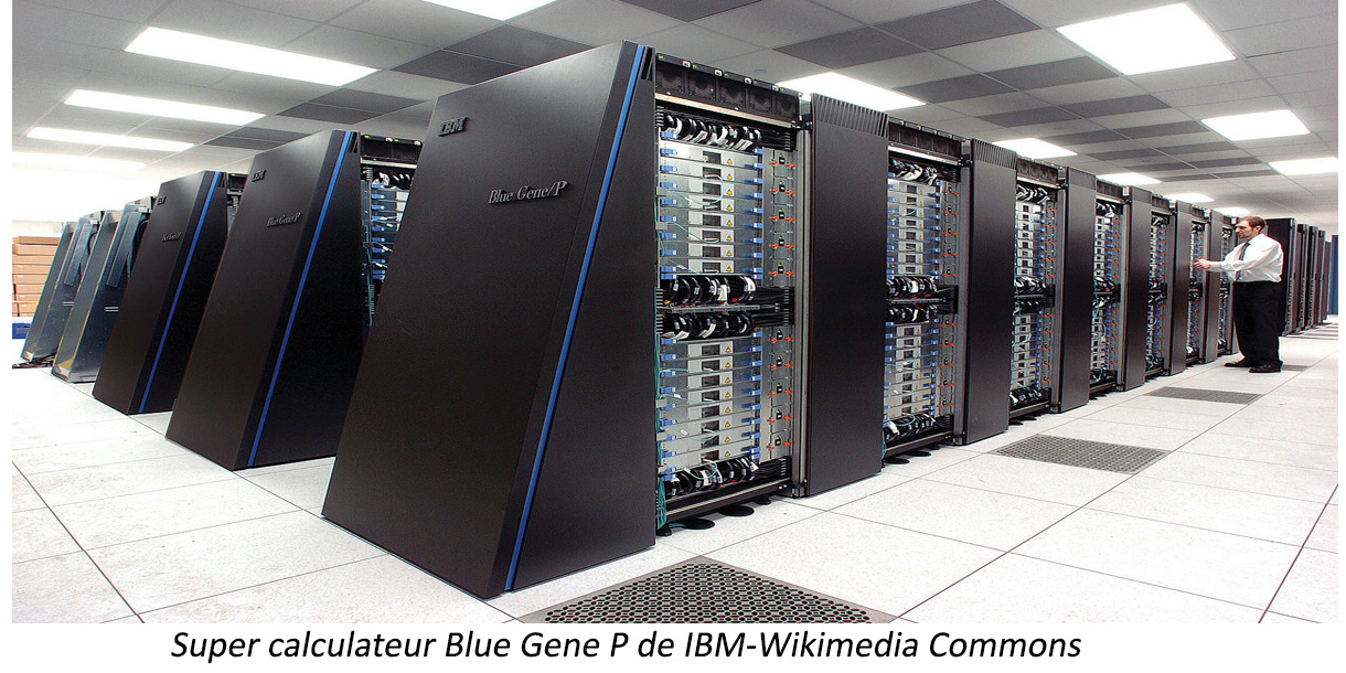 Supercalculateur IBM