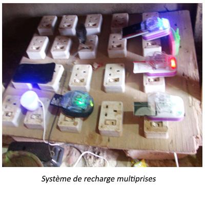Système de recharge