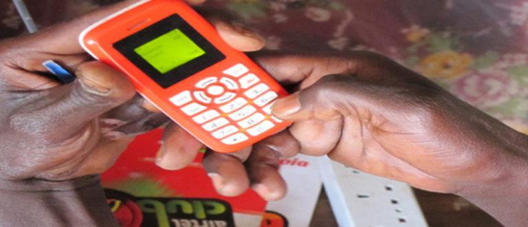 Article : Le téléphone mobile dans les zones rurales du Niger