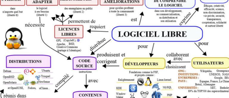Article : Le logiciel libre pour les nuls