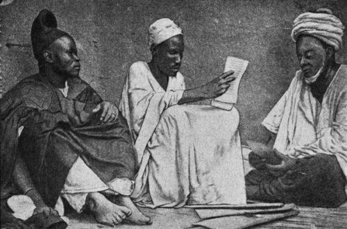 Article : Le marabout dans la société nigérienne