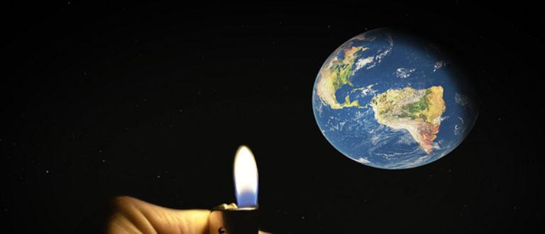 Article : Réchauffement climatique, ce que je constate